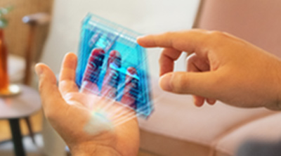 Transparent and non-invasive technology